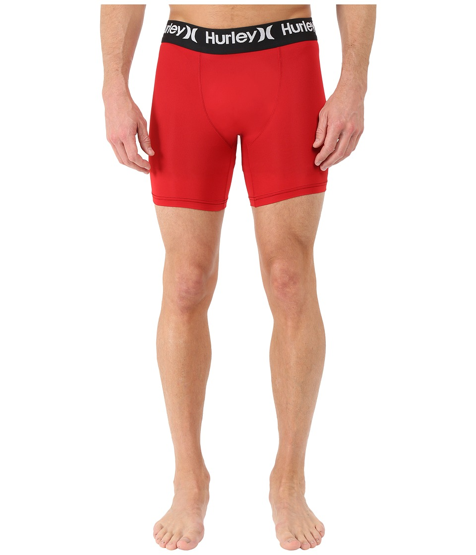 Hurley - Dri-Fit Surf Undershorts (Gym Red) Men's Shorts