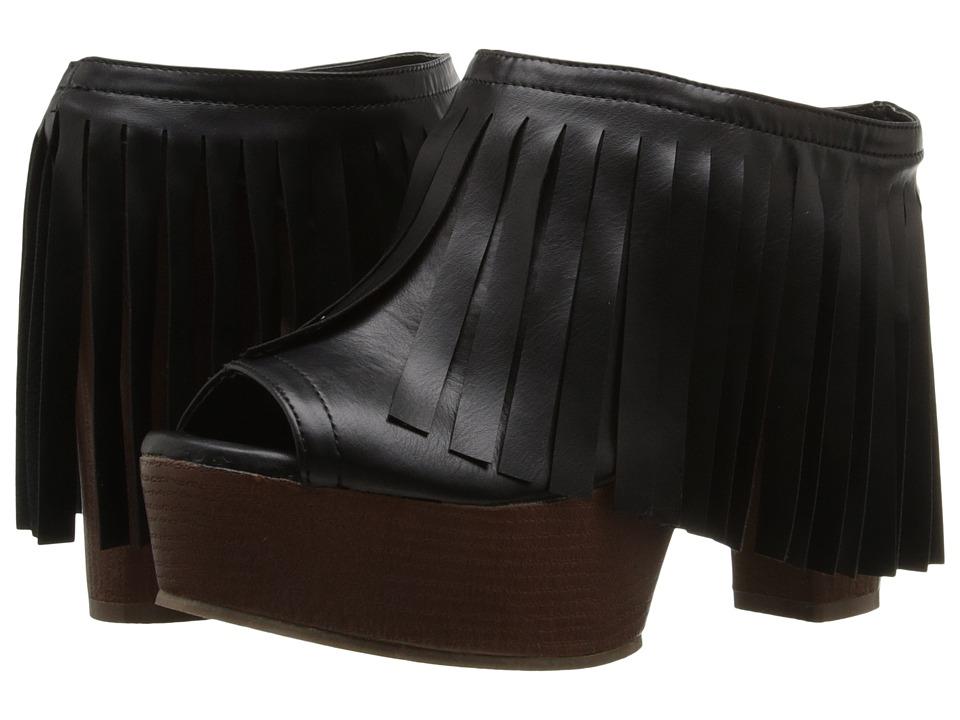 C Label - Clower-5 (Black) High Heels