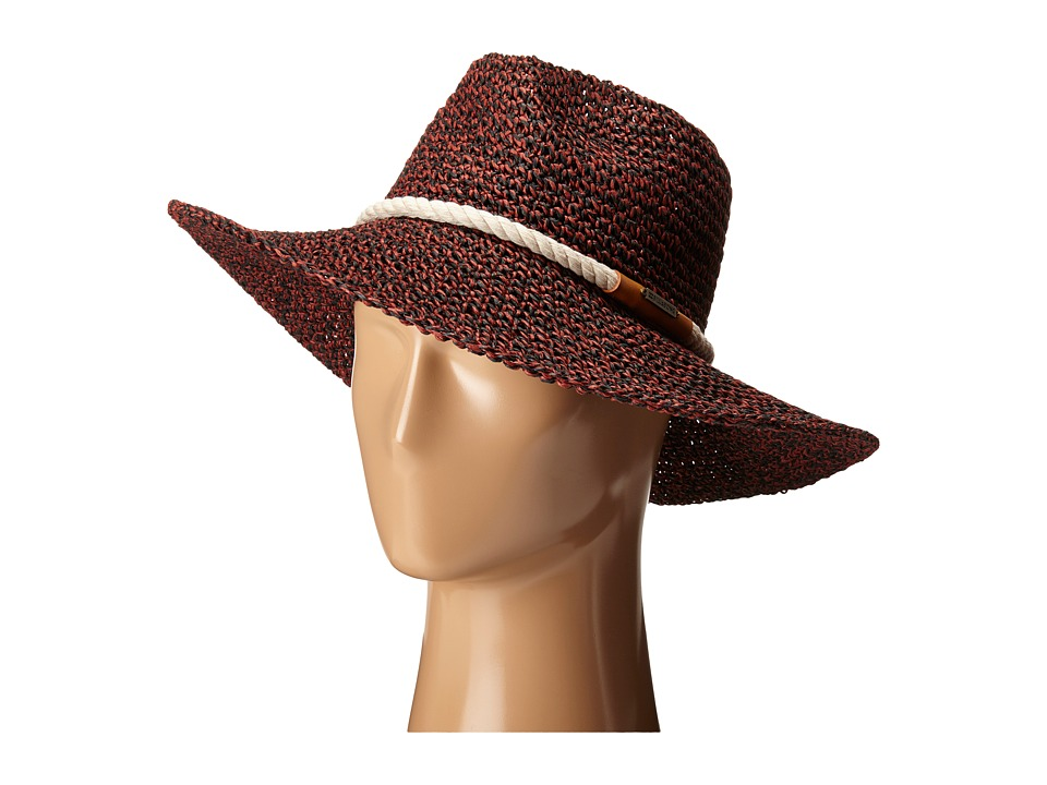 Billabong - Waterloo Rail Boho Hat (Ginger) Traditional Hats