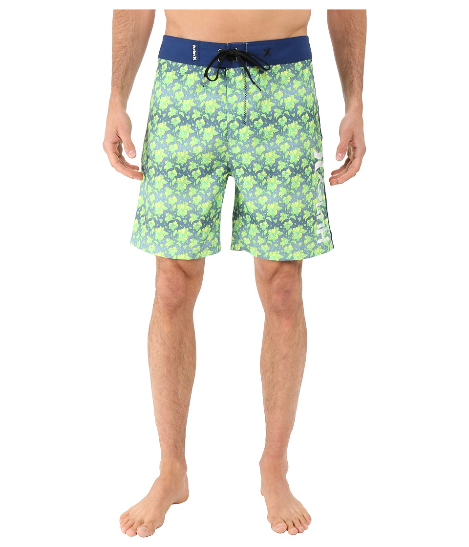 Hurley - Micro 19 Boardshorts (Hyper Jade) Men's Swimwear