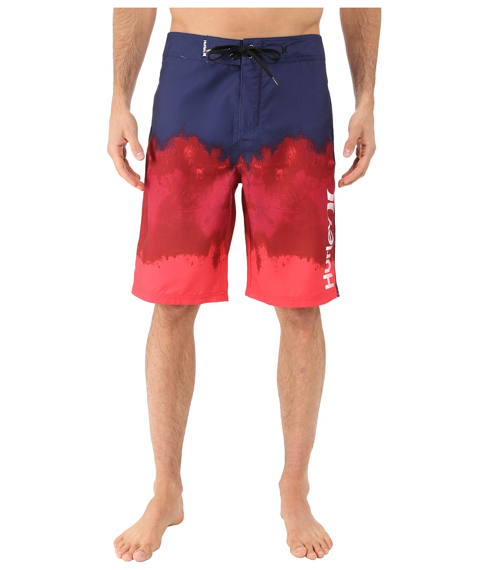 Hurley - Relief 22 Boardshorts (Bright Crimson) Men's Swimwear