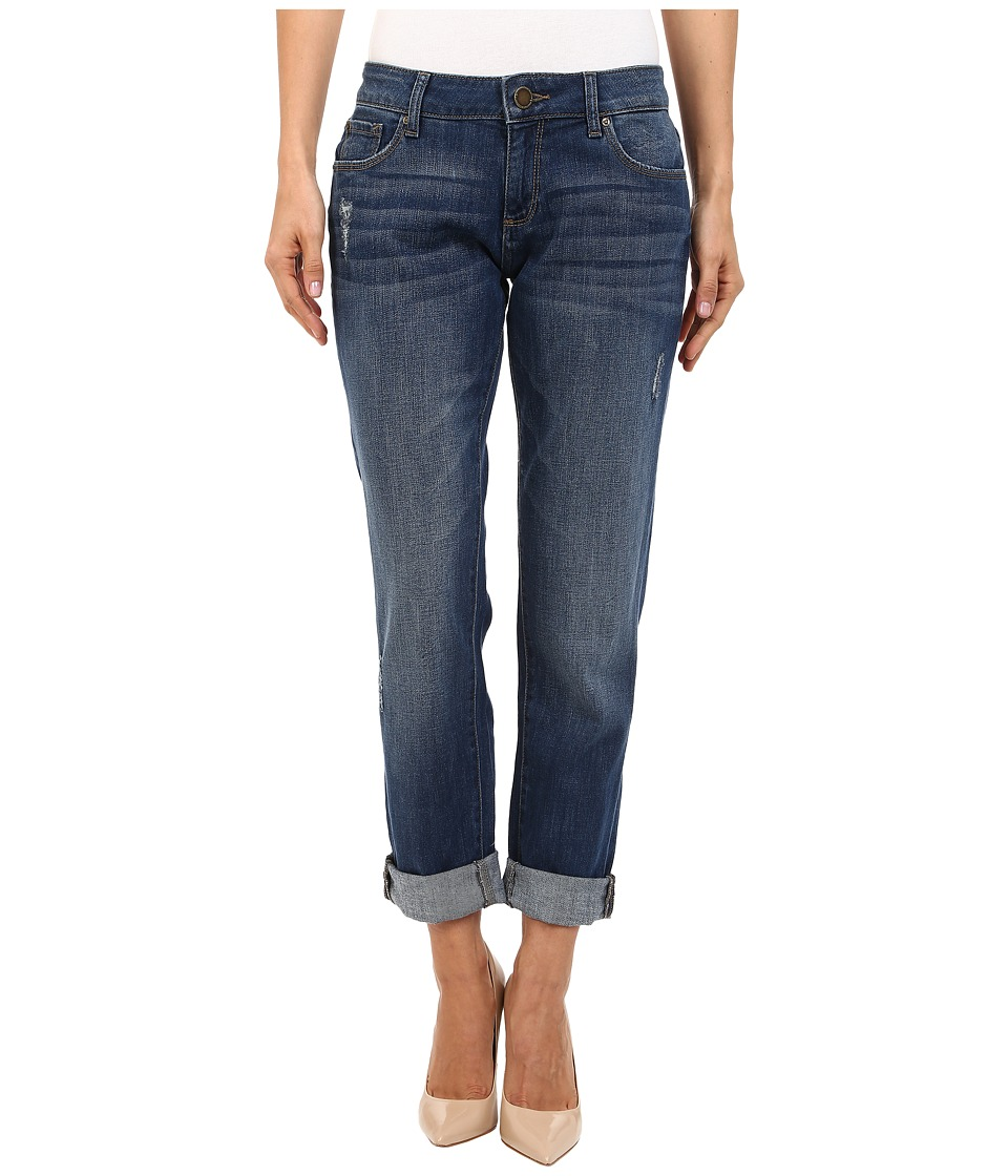 DL1961 - Riley Boyfriend in Crater (Crater) Women's Jeans