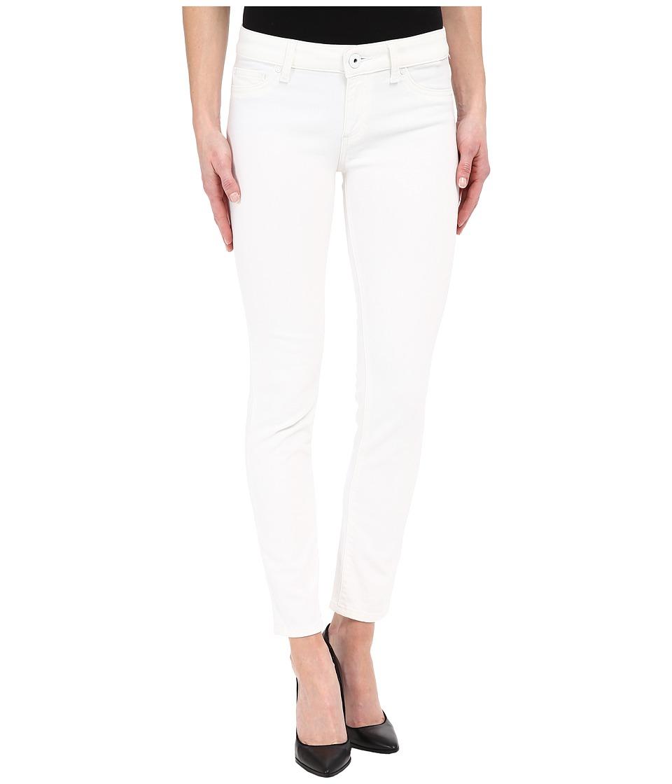 DL1961 - Emma Power Leggings in Porcelain (Porcelain) Women's Jeans