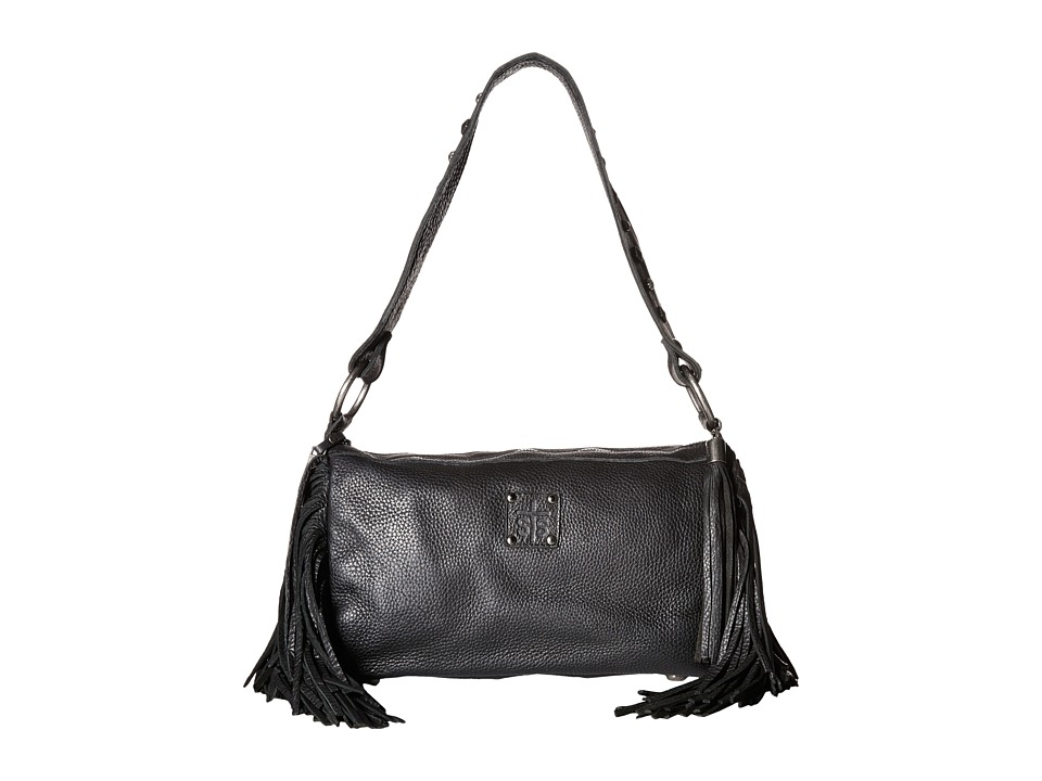 STS Ranchwear - The Mustang Shoulder Bag (Black) Shoulder Handbags