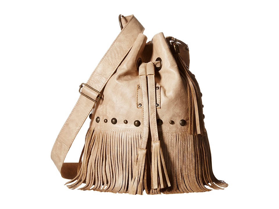 STS Ranchwear - The Free Spirit Bucket Bag (Buckskin) Handbags