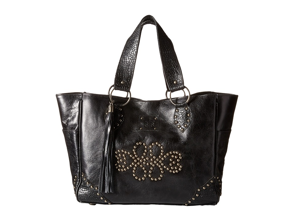 STS Ranchwear - The Jesse Jane Tote (Black) Tote Handbags
