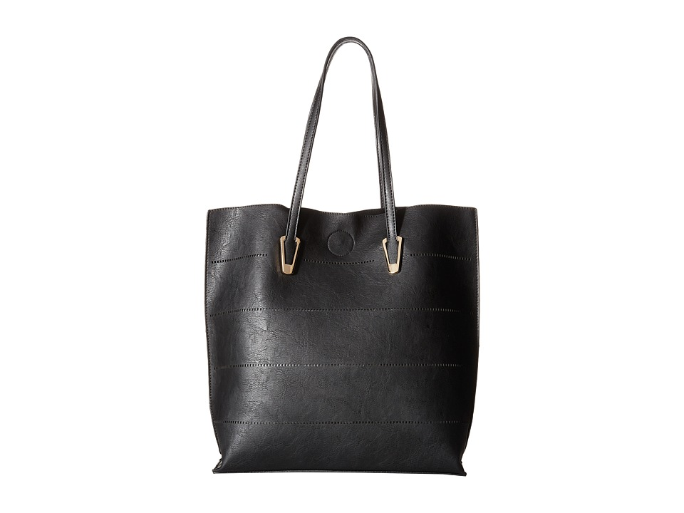 Gabriella Rocha - Adrienne 2-in-1 Tote with Purse Inside (Black) Tote Handbags