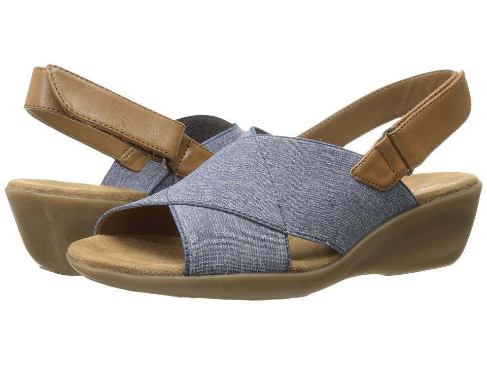 Aerosoles - Badlands (Chambray Blue Comb) Women's Shoes
