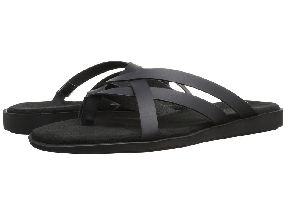 Image of Aerosoles - Asteroid (Black) Women's Slide Shoes