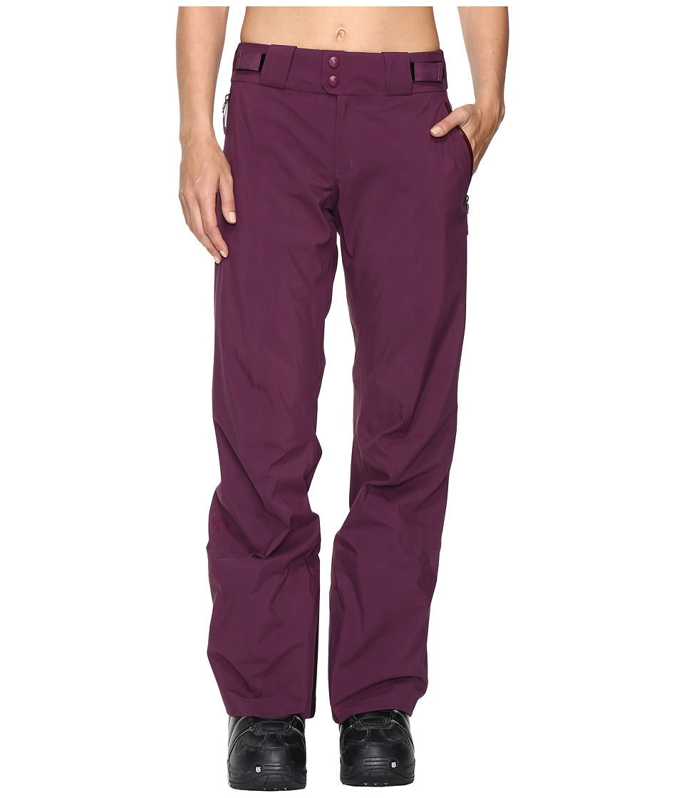 Arc'teryx - Stingray Pant (Chandra Purple) Women's Casual Pants