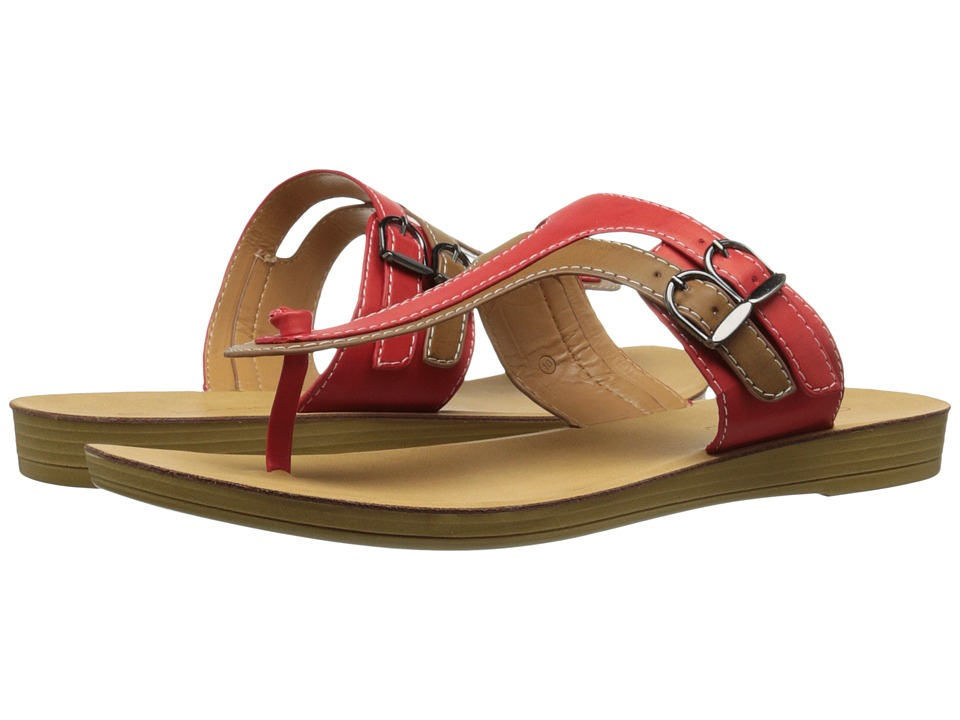 C Label - Kona-3 (Red) Women's Sandals