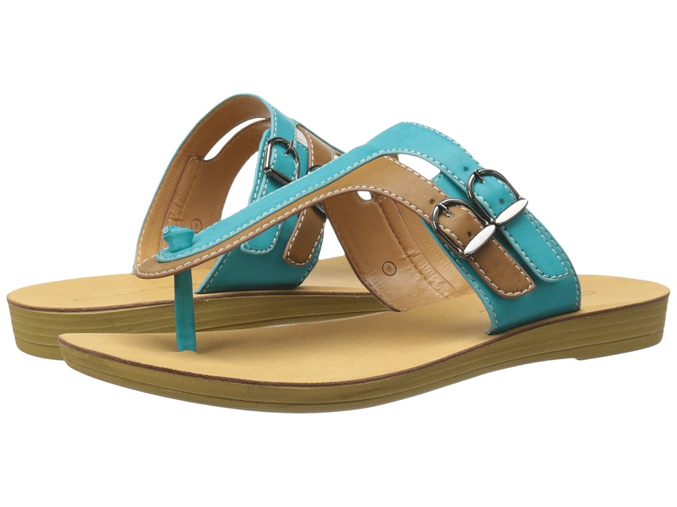 C Label - Kona-3 (Turquoise) Women's Sandals