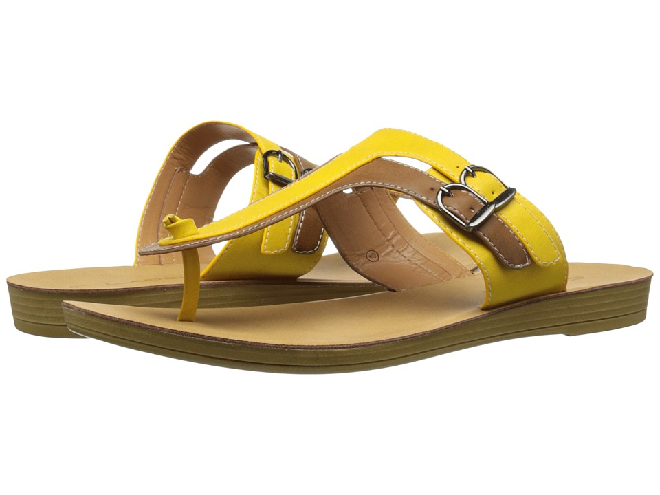 C Label - Kona-3 (Yellow) Women's Sandals