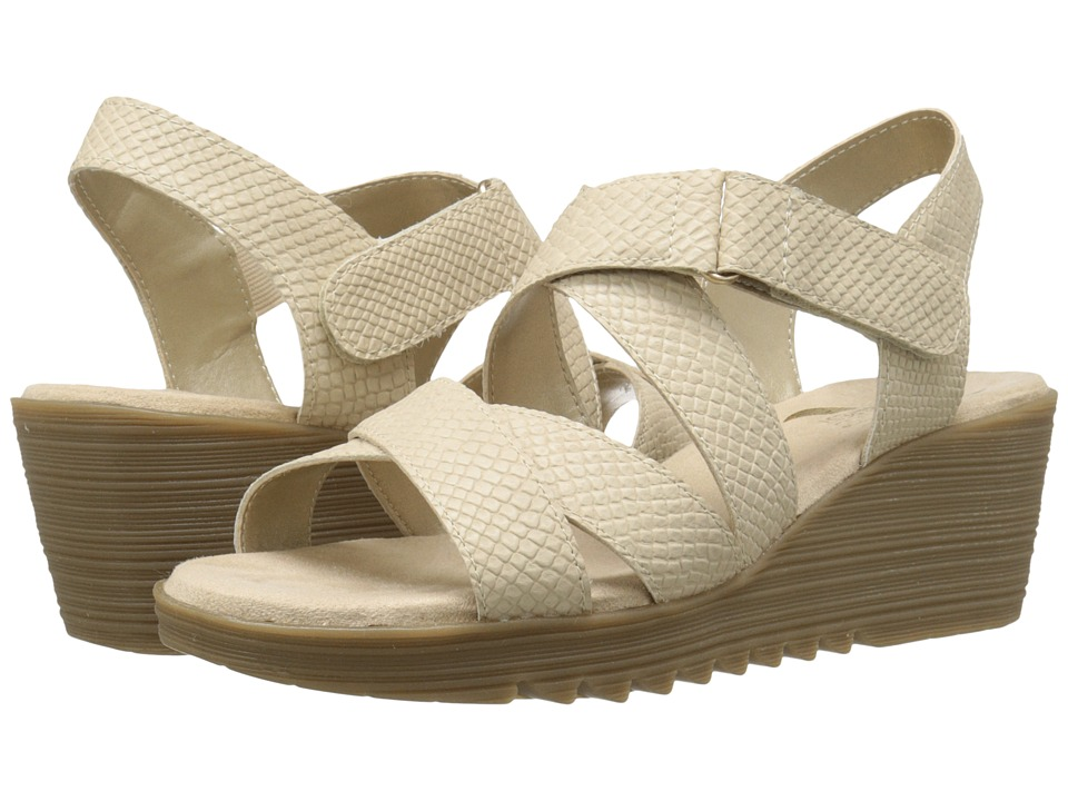 Aerosoles - Bogota (Bone) Women's Sandals