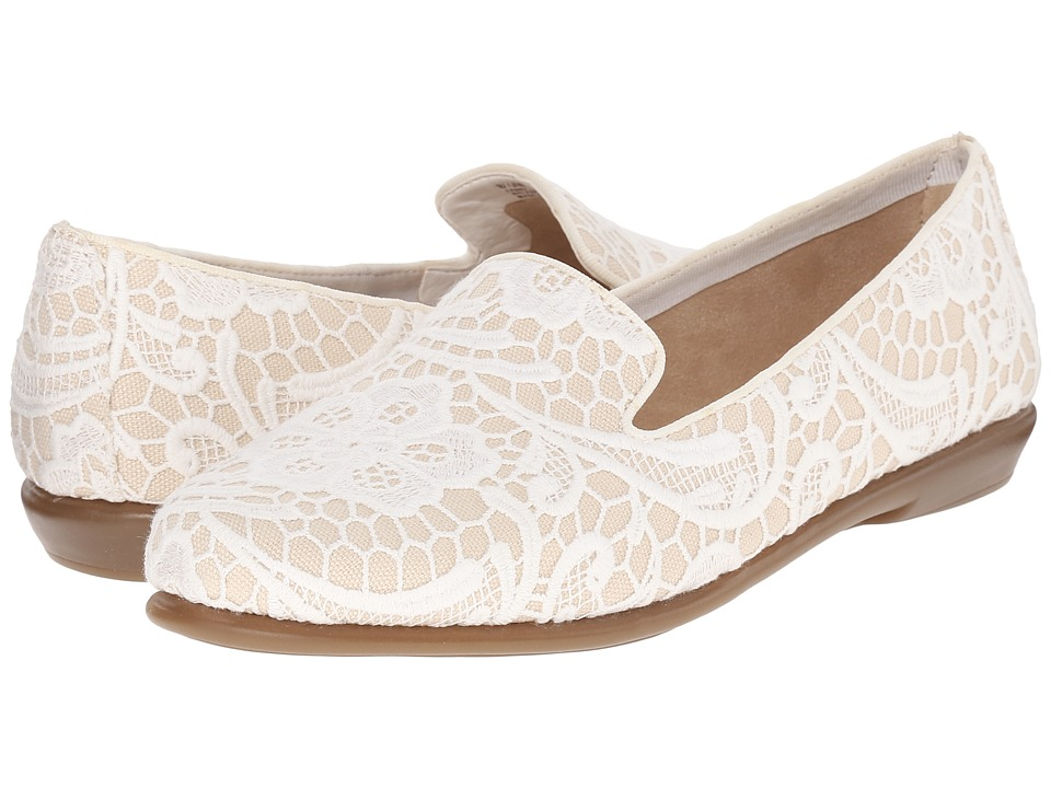 Aerosoles Betunia (White Combo) Women