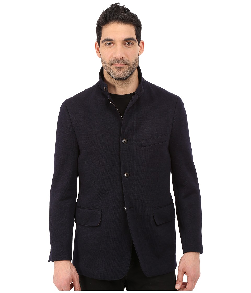 Kroon - Ritchie Hybrid Coat (Navy) Men's Coat