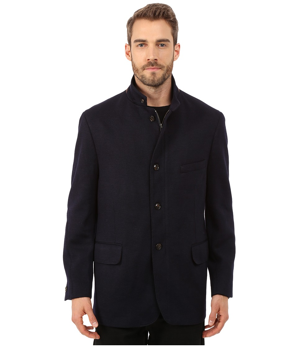 Kroon - Floyd Hybrid Coat (Navy) Men's Coat