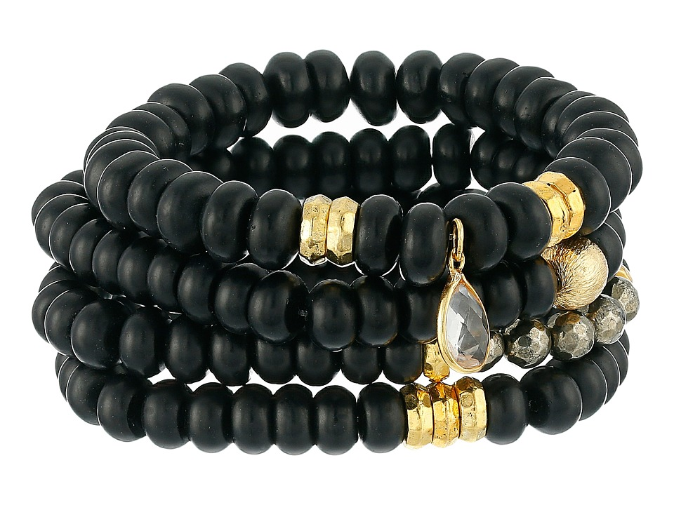 Dee Berkley - Careful Bracelet (Black) Bracelet