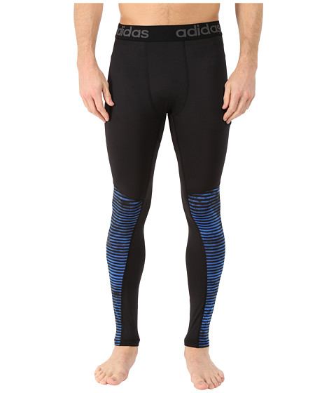 adidas - Team Issue Base Illuminated Tights (Black) Men