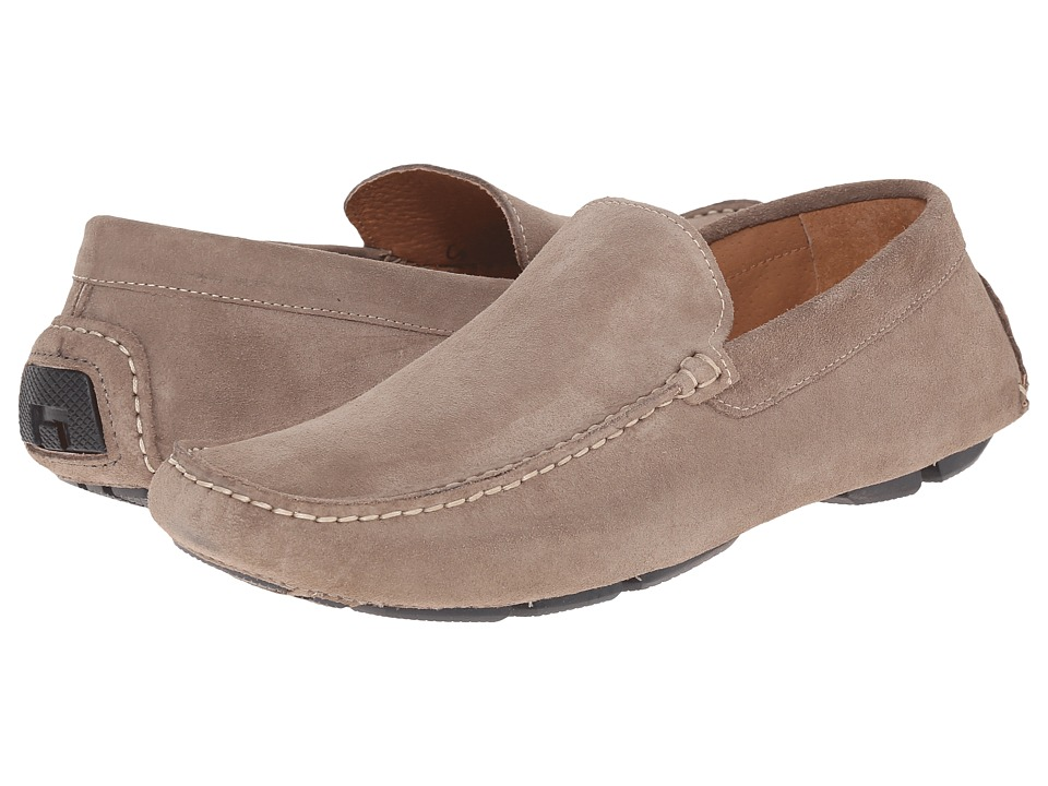 Kenneth Cole New York - En Route (Taupe) Men's Slip on Shoes