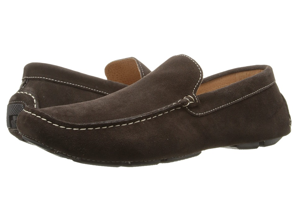 Kenneth Cole New York - En Route (Brown) Men's Slip on Shoes
