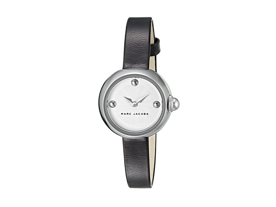 Marc Jacobs - Courtney - MJ1430 (Black Strap) Watches