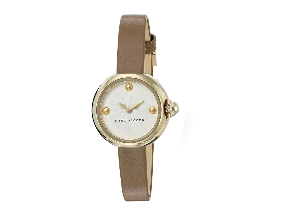 Marc Jacobs - Courtney - MJ1431 (Brown Strap) Watches