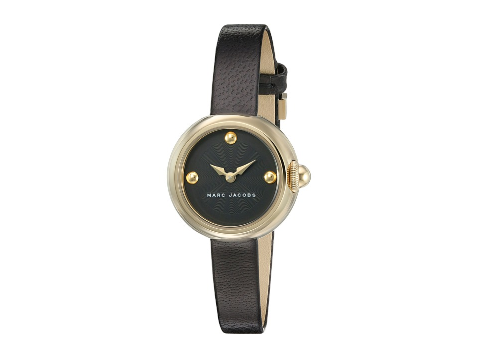 Marc Jacobs - Courtney - MJ1432 (Black Strap) Watches