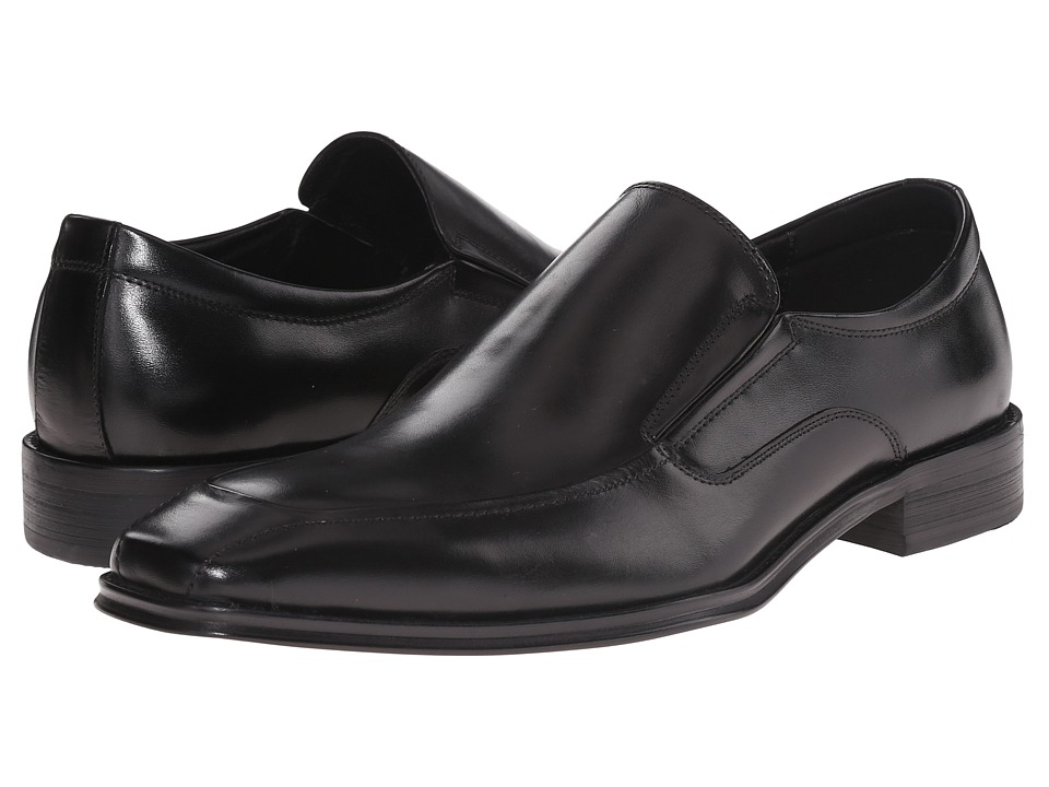 Kenneth Cole Reaction - Ref-Lex (Black) Men's Slip on Shoes