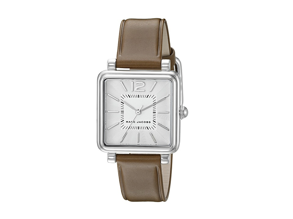 Marc Jacobs - Vic - MJ1436 (Brown Strap) Watches