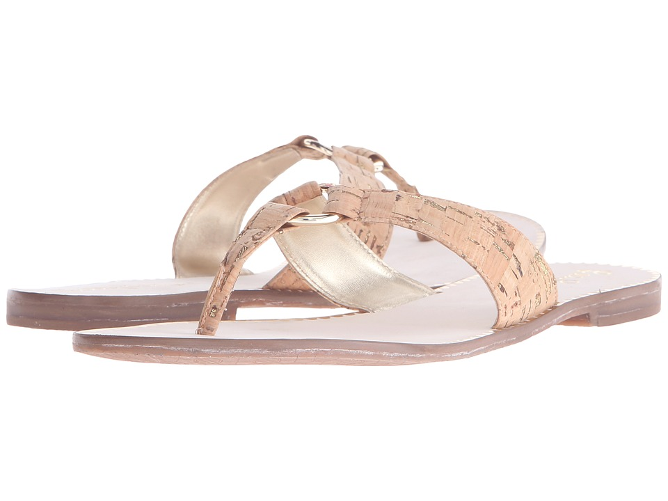 Lilly Pulitzer - McKim Sandal (Natural 1) Women
