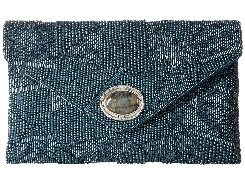 Mary Frances - Shimmer (Blue Shimmer) Handbags