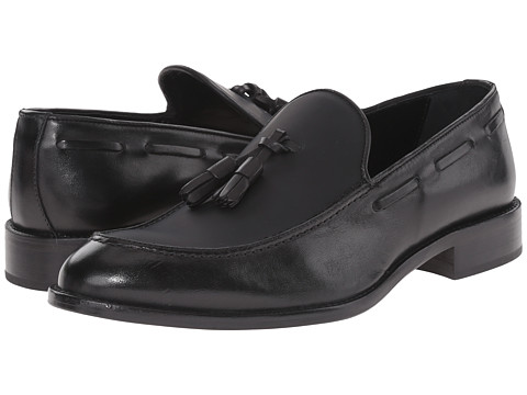 Kenneth Cole New York - Bridge the Gap (Black) Men's Slip-on Dress Shoes
