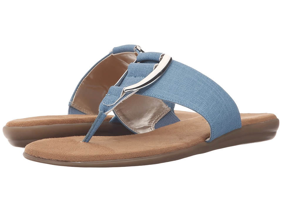 Aerosoles - Nice Save (Light Blue) Women's Sandals