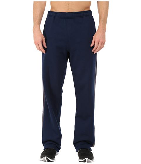 adidas - Essential Heavyweight Fleece Pants (Collegiate Navy) Men