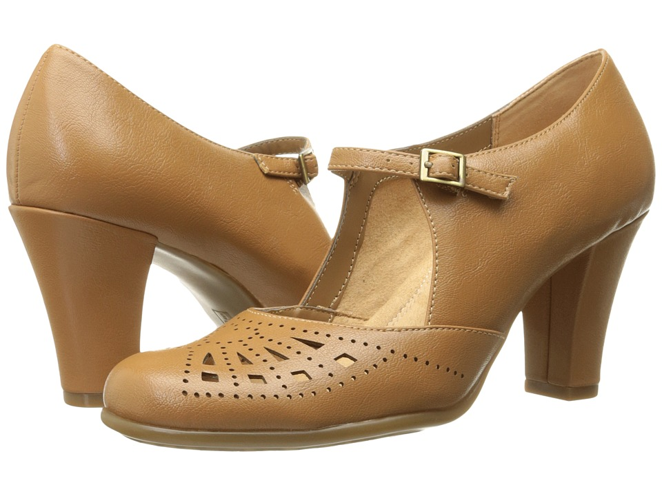 Aerosoles - Role of Fate (Tan) High Heels