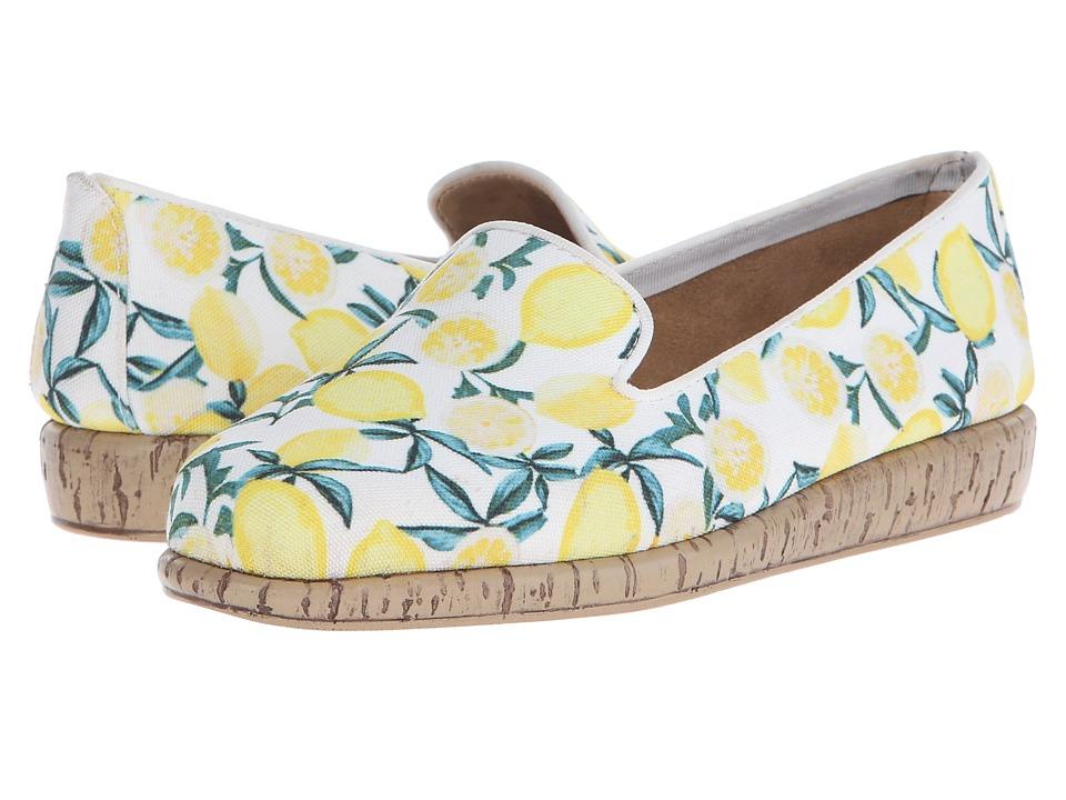 Aerosoles - Sunscreen (White Combo) Women's Flat Shoes