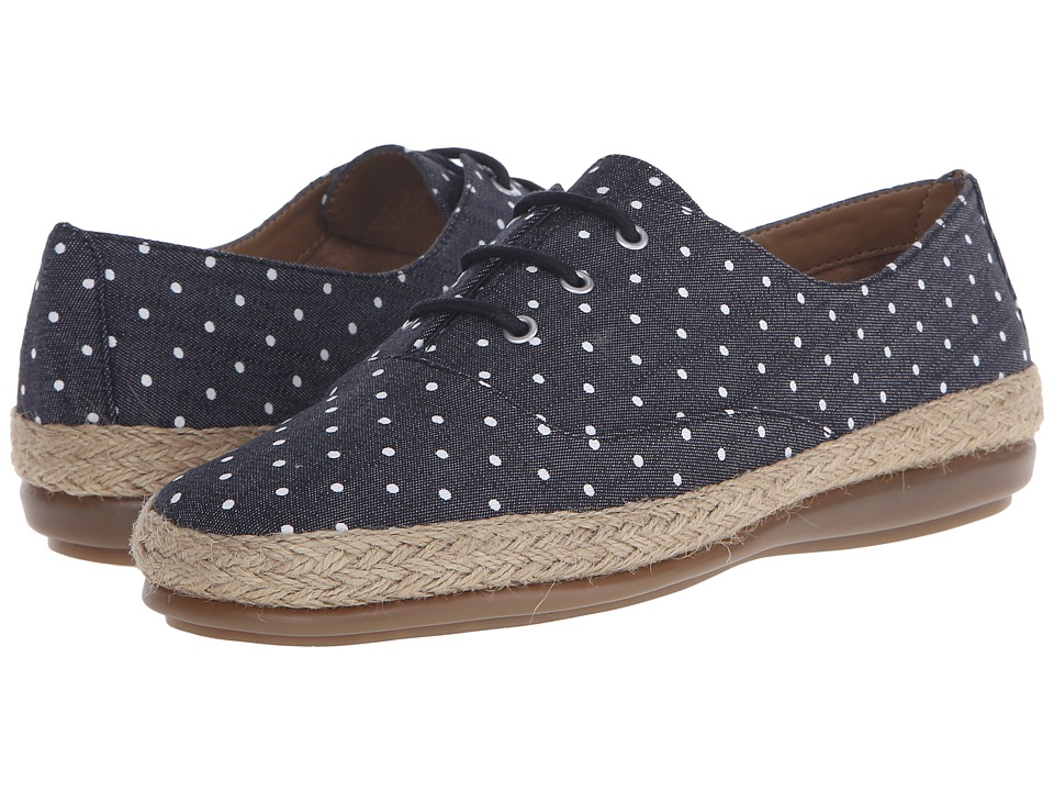 A2 by Aerosoles Summer Sol (Black Dot) Women