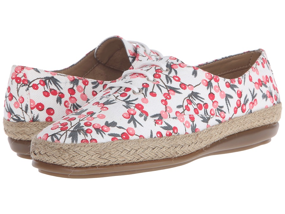 Aerosoles - Summer Sol (Floral Combo) Women's Lace up casual Shoes