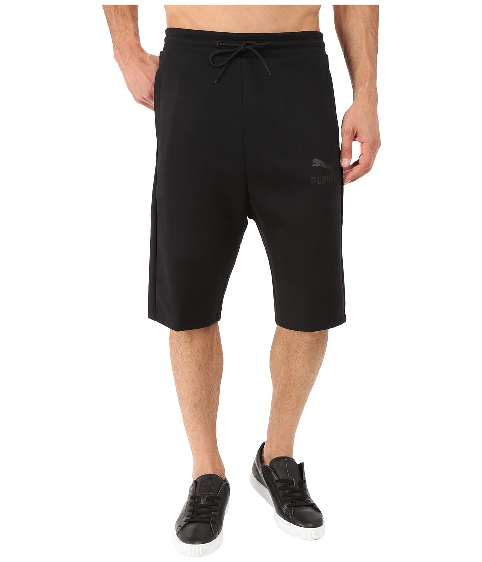 PUMA - Archive T7 Bermuda (Black) Men's Clothing