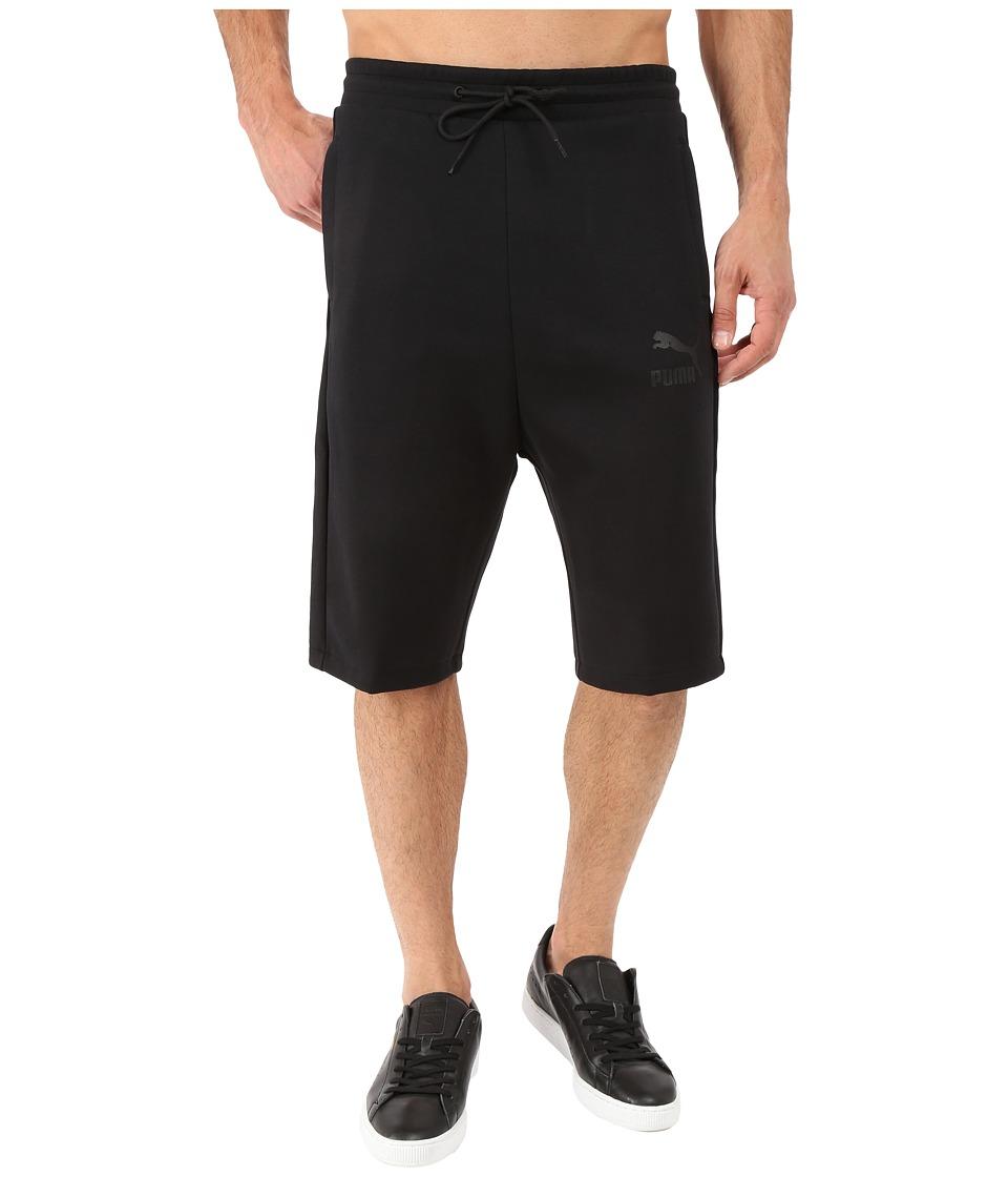 PUMA - Archive T7 Bermuda (Black) Men's Clothing