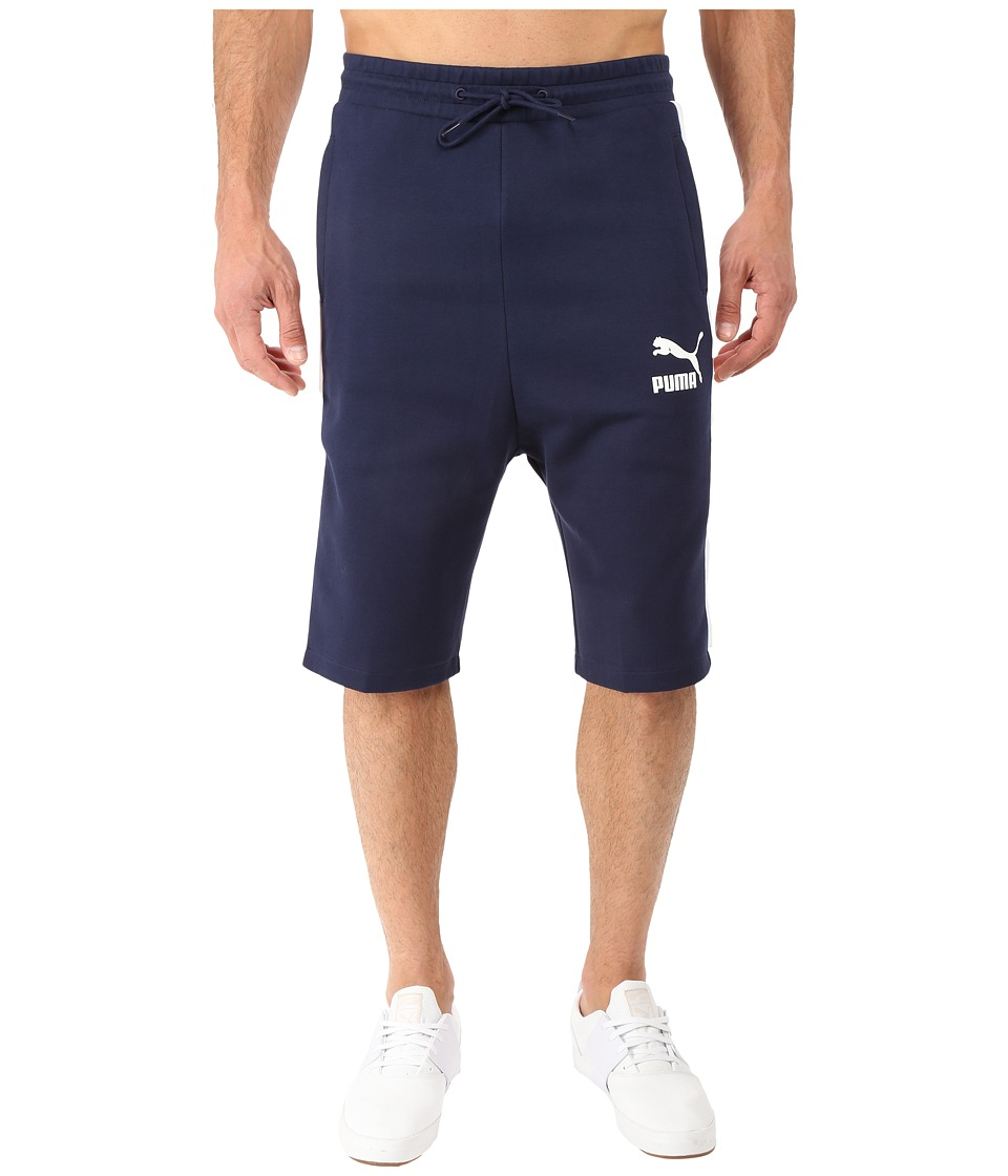 PUMA - Archive T7 Bermuda (Peacoat) Men's Clothing