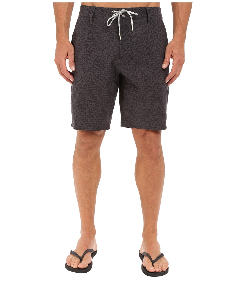 O'Neill - Originals Berlin Hybrid Boardshorts (Dark Charcoal) Men's Swimwear