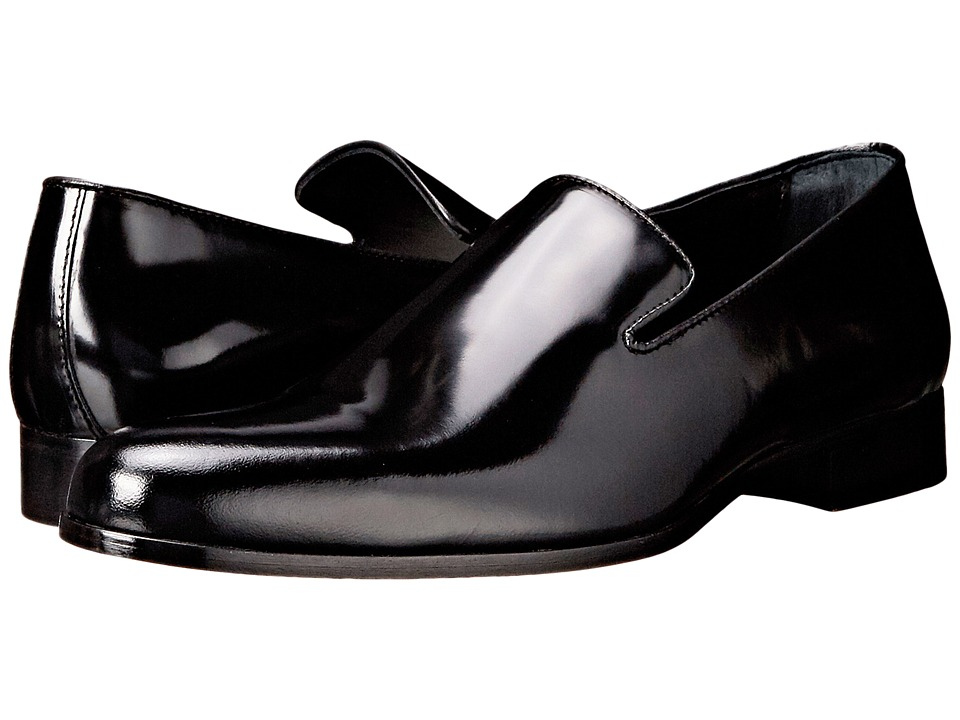 Kenneth Cole New York - On the Chase (Black) Men's Slip-on Dress Shoes