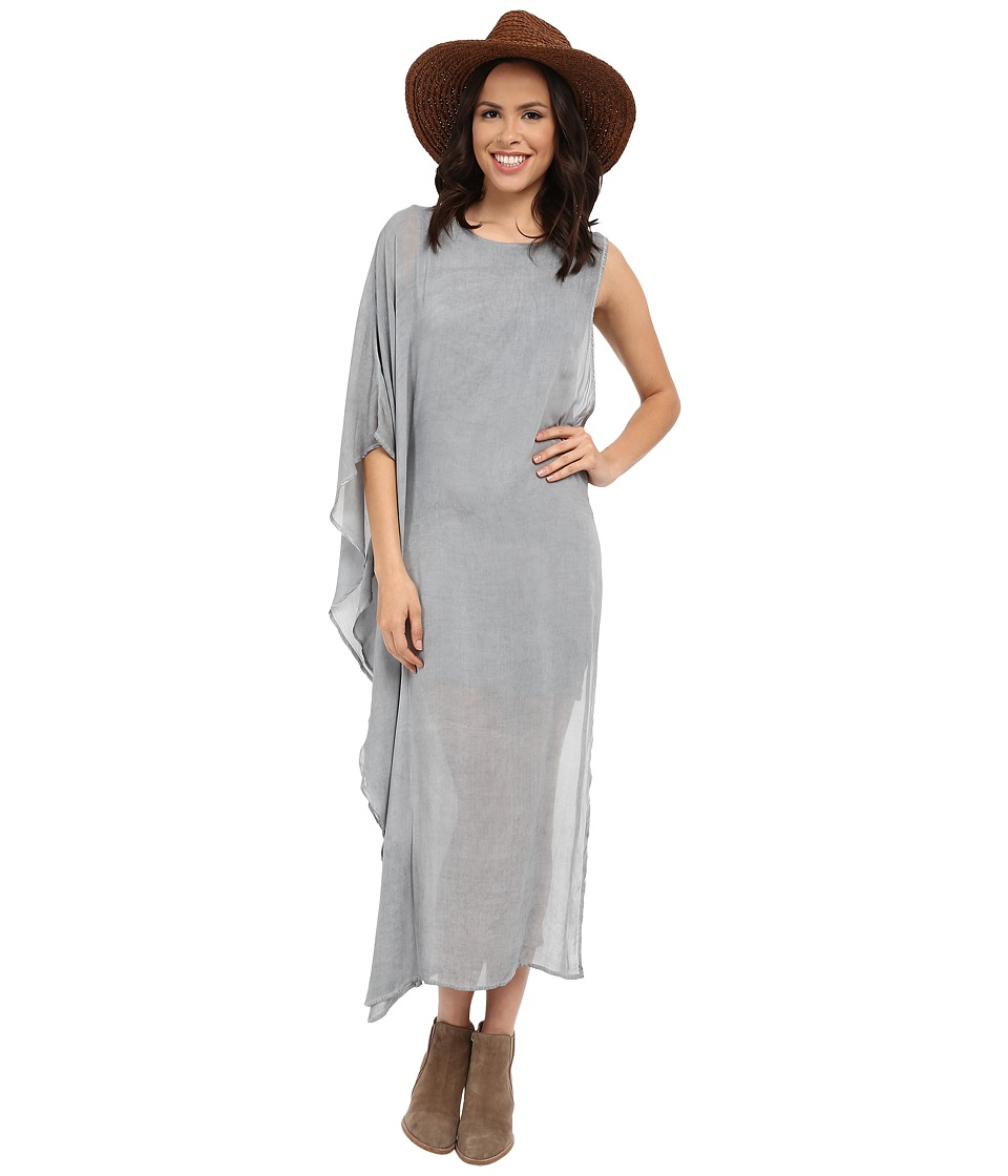 Young Fabulous & Broke - Pacific Dress (Light Smoke) Women's Dress