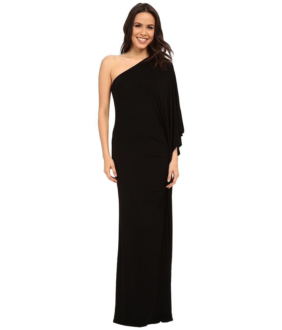 Young Fabulous & Broke - Kara Maxi (Black) Women's Dress