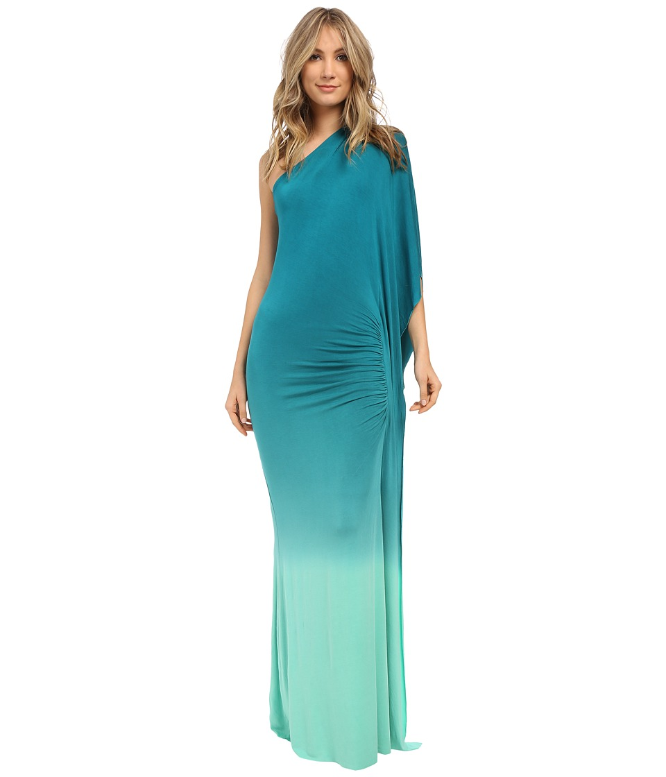 Young Fabulous & Broke - Kara Maxi (Caribe Ombre) Women's Dress