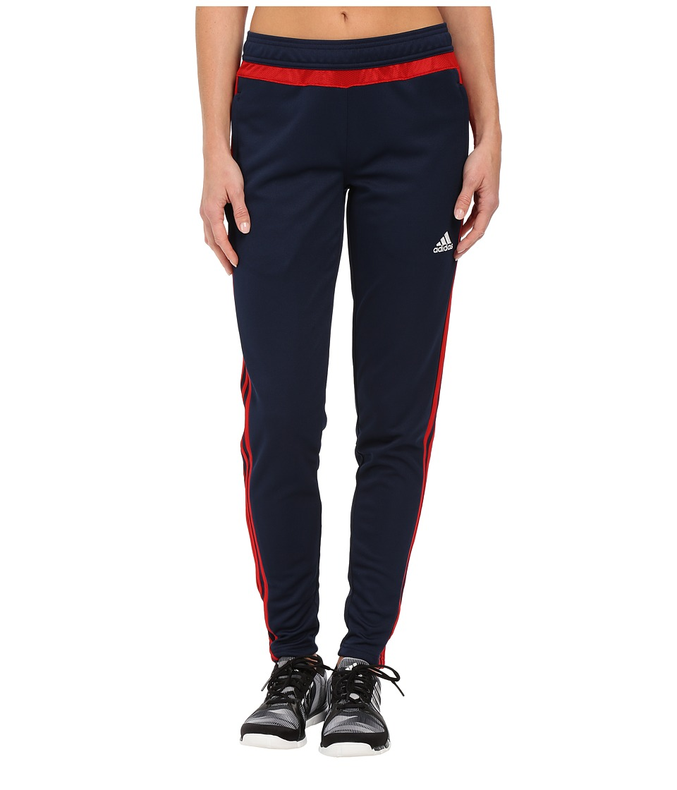 adidas - Tiro 13 Training Pants (Collegiate Navy) Women