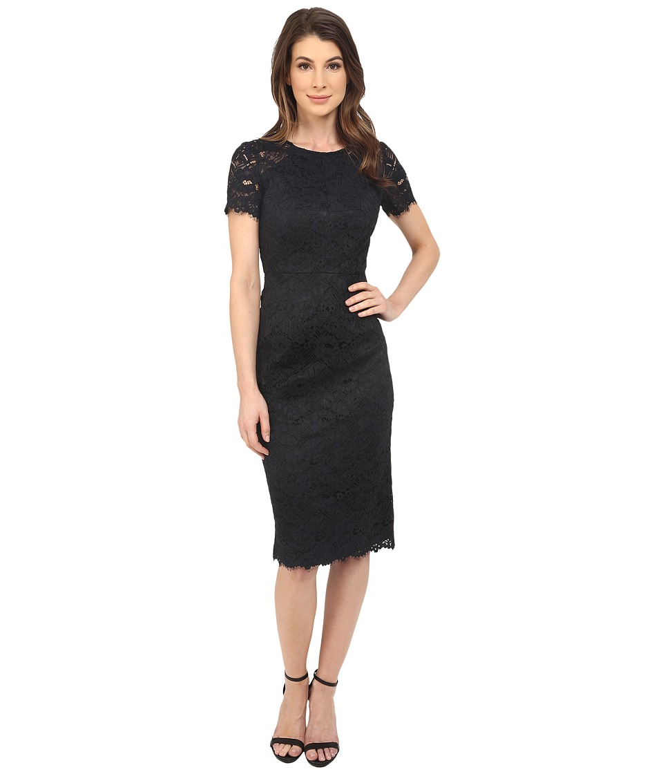 Shoshanna - Beaux Dress (Jet) Women's Dress