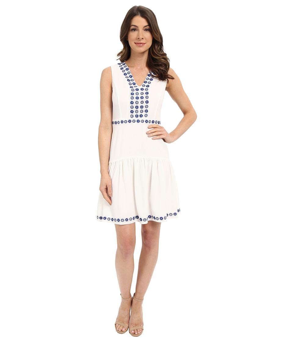 Shoshanna Isabel Dress (White) Women